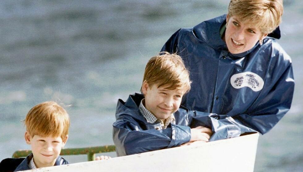 TRØBBEL I PARADIS?: De to prinsene har vokst opp i rampelyset, og måtte blant annet sørge offentlig da deres mor, prinsesse Diana av Wales, døde i 1997. De skal ha hatt et nært forhold, men enkelte mener det har begynt å skrante de siste årene. Foto: NTB scanpix
