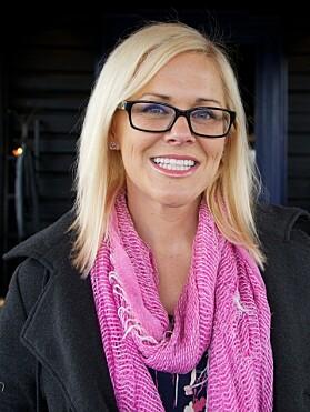 DEN GANG DA: Jessica Brustad, fotografert i forbindelse med sesong tre av «Alt for Norge». Foto: Discovery