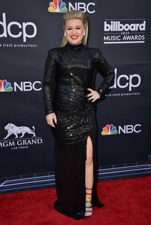 BILLBOARD MUSIC AWARDS: Kelly Clarkson. Foto: NTB Scanpix
