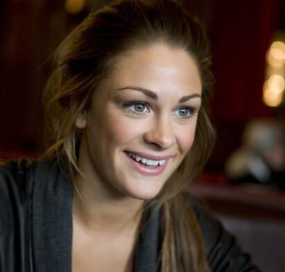 JENNY SKAVLAN: Her avbildet i 2008, året etter at hun ble kjent. Foto: Berit Roald / NTB Scanpix