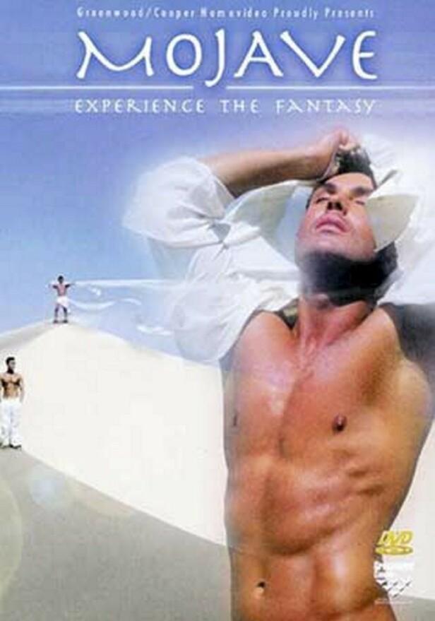 MOYPORNO: - I 1995 hadde jeg hovedrollen i den homoerotiske mykpornofilmen «Mojave» under aliaset Zac Thomas. Avtalen var at jeg skulle være med i tre-fire filmer til, men regissøren forelsket seg i meg og da jeg avviste ham ble det krasj, forteller Jan Thomas. Foto: Privat