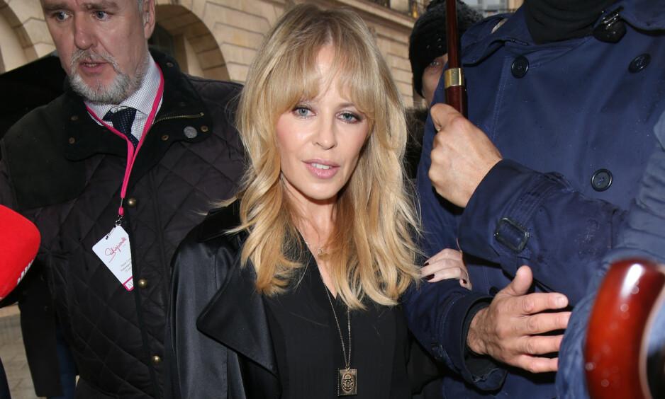 <strong>INGEN BARN:</strong> Kylie Minogue mener at kreften satte en stopper for familiedrømmen. Nå deler 50-åringen sine tanker rundt temaet. Foto: NTB Scanpix