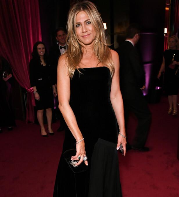 POPULÆR: Jennifer Aniston fylte 50 år i februar, men er fortsatt like ettertraktet. Foto: NTB Scanpix