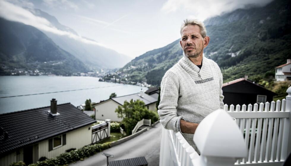 <strong>BESKYLDT:</strong> Leif Einar Lothe ble beskyldt for å ha stjålet, nå er han frikjent. Foto: Christian Roth Christensen / Dagbladet