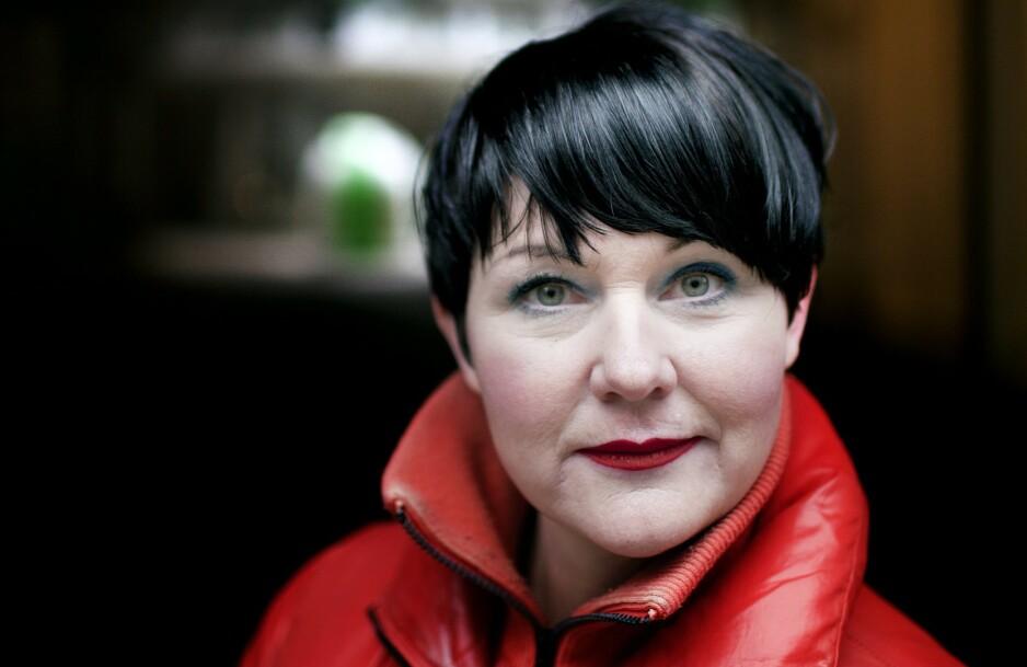 FORTSATT INNLAGT PÅ SYKEHUS: Christine Kohts podkast-partner, journalist Joachim Førsund, forklarer at komikerens situasjon er uavklart. Foto: NTB Scanpix