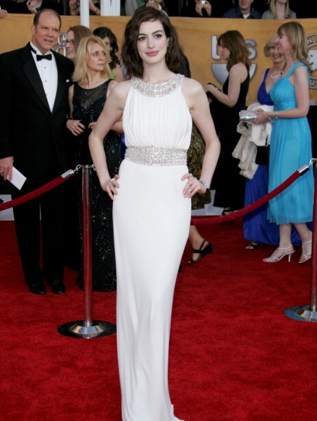 SPISTE LITE: Skuespillerstjernen var tidligere livredd for prisutdelingene og fortalte at hun nesten ikke spiste i forkant. Her er hun avbildet i 2009. Foto: NTB scanpix