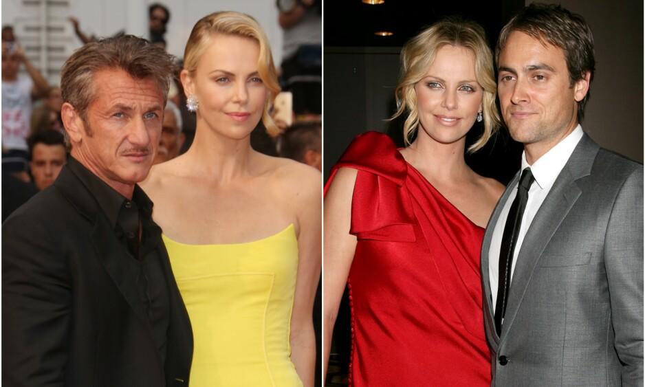 SINGEL: Skuespilleren har tidligere vært i høyprofilerte forhold med Sean Penn og Stuart Townsend. Foto: NTB Scanpix