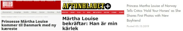 Foto: Faksimile Billedbladet, Aftonbladet og People.