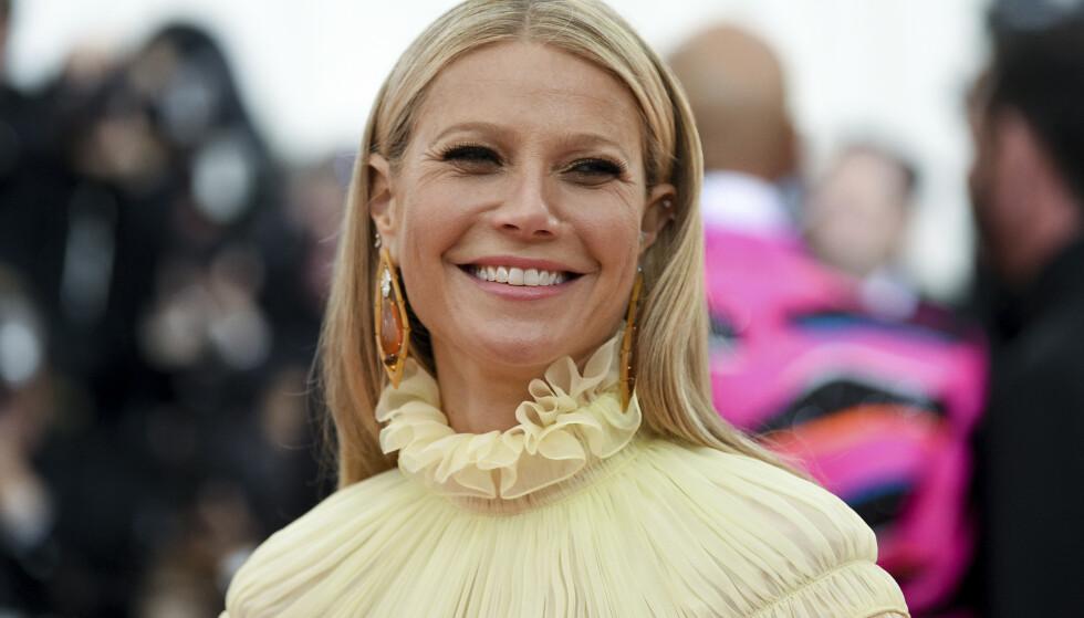 DELTE BILDE ETTER KRITIKKEN: I mars fikk Gwyneth Paltrow refs av datteren Apple Martin etter at hun delte et bilde av seg selv sammen med datteren på Instagram. Nå prøver Hollywood-stjernen seg igjen med et nytt bilde av Apple i anledning hennes 15-årsdag. Foto: NTB scanpix