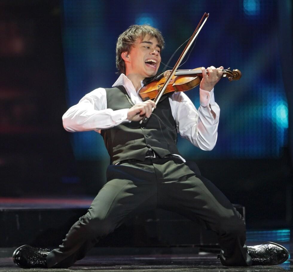 Alexander Rybakk spilte seg inn i det europeisk TV-publikummets hjerter og vant Eurovision i 2009.