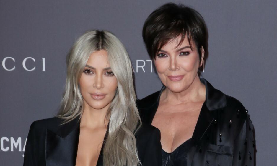 <strong>NYE PÅSTANDER:</strong> I en ny dokumentar hevdes det at Kris Jenner, mammaen til blant andre Kim Kardashian, hadde en het kveld med skandaleatleten O.J. Simpson. Kort tid senere skilte begge to seg fra sine respektive partnere. Foto: NTB scanpix