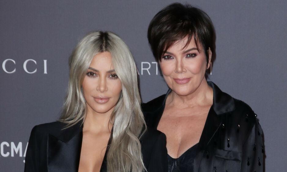 NYE PÅSTANDER: I en ny dokumentar hevdes det at Kris Jenner, mammaen til blant andre Kim Kardashian, hadde en het kveld med skandaleatleten O.J. Simpson. Kort tid senere skilte begge to seg fra sine respektive partnere. Foto: NTB scanpix