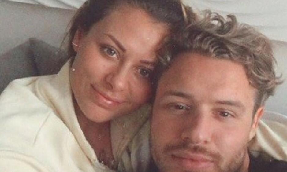 Bekrefter forholdet: Etter flere uker med spekulasjoner bekrefter Nora Mørk nå at hun er i et forhold med Martin Ylven. Foto: Instagram / Skjermdump