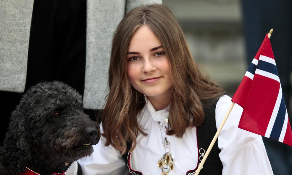 SKOLEBYTTE: Etter fem år på Oslo Internasjonale Skole skal prinsesse Ingrid Alexandra nå bytte skole. Foto: NTB Scanpix