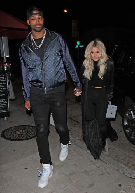 BRUDD: Khloé Kardashian er klar for en ny start etter bruddet med Tristan Thompson. Foto: NTB Scanpix