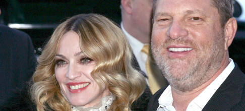 Madonna om Weinstein-anklagene: - Endelig