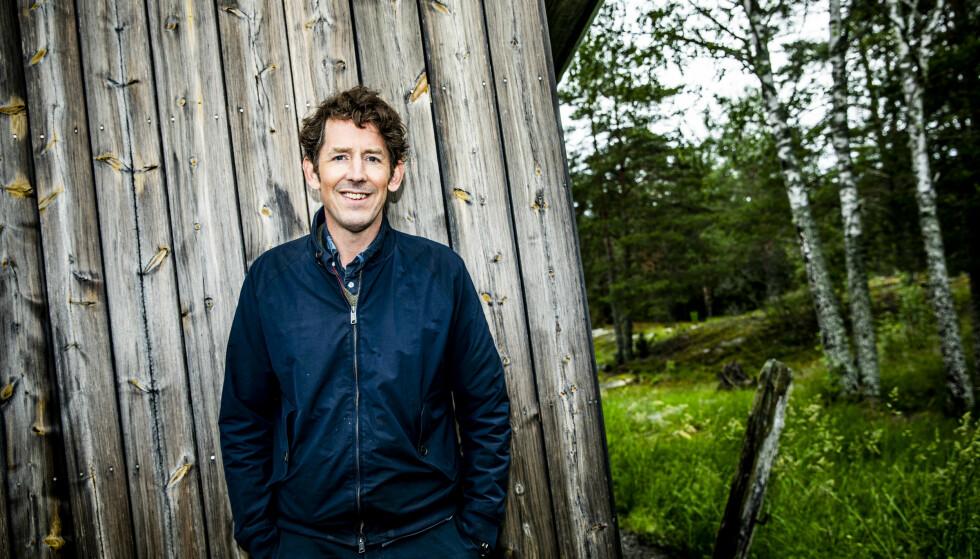 ODD NORDSTOGA: Visesangeren er blant deltakerne i neste års «Hver gang vi møtes». Foto: Christian Roth Christensen / Dagbladet