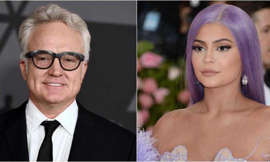 KRITISERER TEMAFESTEN: Etter helgens temafest mottok Kylie Jenner enorm kritikk. Nå kommenterer også «Handmaids-tale»-skuespiller Bradley Whitford, den omstridte temafesten. Foto: NTB scanpix