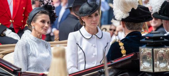 - Var kjempefrekk mot den spanske dronningen