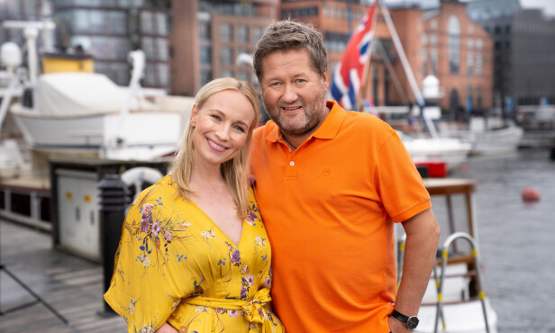 HJEMME: Bjarne Brøndbo skal feriere like ved hjemmet i Namsos i sommer. Foto: Espen Solli / TV 2