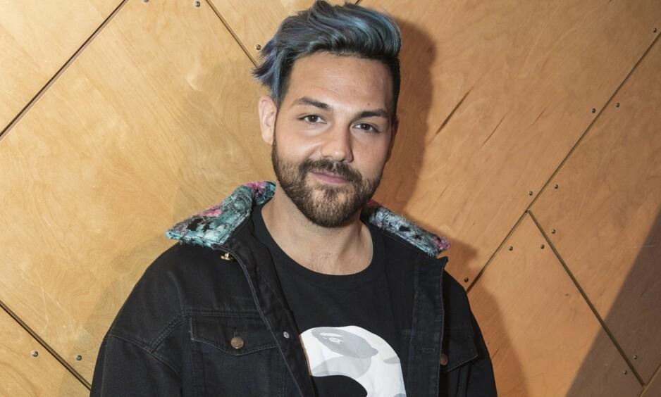 NY VENDING: Siden artist Alejandro Fuentes trakk seg unna rampelyset har han utdannet seg til personlig trener og kostholdsveileder. Foto: Morten Eik / Se og Hør