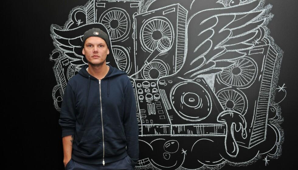 ETT ÅR SIDEN DØDSFALLET: I april var det et år siden den sjokkerende nyheten om at svenske Tim Bergling, best kjent som Avicii, var død. Foto: NTB scanpix