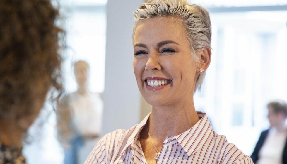 HELSEOPPDATERING: Tre år etter sin andre benmargstransplantasjon deler Gunhild Stordalen åpenhjertig om egen helsesituasjon. Foto: NTB scanpix