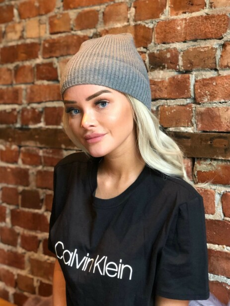 LA SEG FLAT: Sophie Elise Isachsen tok selvkritikk for blogginnlegget om at hun hadde tatovert hodebunnen. Foto: Ruben Pedersen