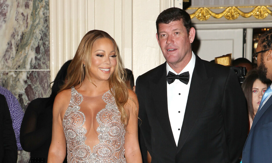FIKK NOK: James Packer skal ha følt at det var noe i gjære mellom Mariah og hennes danser Bryan Tanaka. Han skal ha forsøkt å hindre unggutten i å bli med henne på turné - til ingen nytte. Til slutt avlyste han bryllupet med Mariah. Foto: NTB Scanpix.