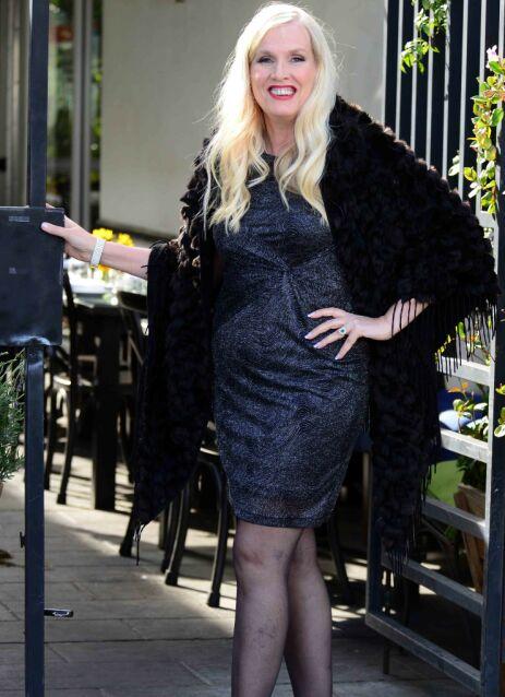 HOLLYWOODFRUE: Seerne har i flere sesonger kunnet følge Gunilla Perssons luksusliv i Los Angeles i tv-serien «Svenske Hollywoodfruer». Hjemme i Sverige skylder hun i overkant av en halv million kroner. Foto: NTB Scanpix