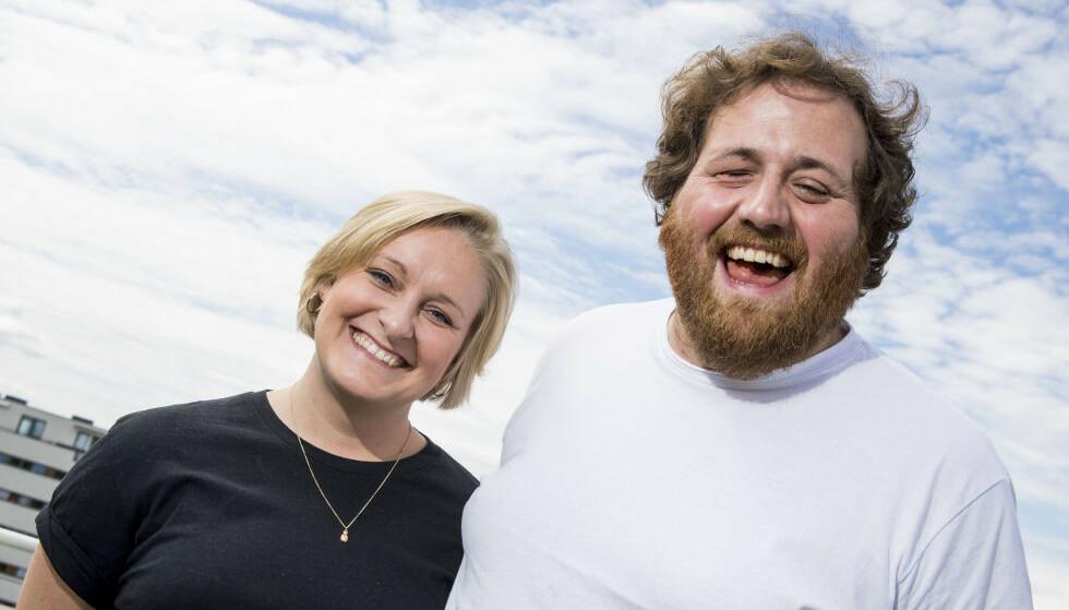 KLART FOR GIFTERMÅL: Ronny Brede Aase har forlovet seg med sin mangeårige kjæreste, Tuva Fellman. Foto: NTB Scanpix