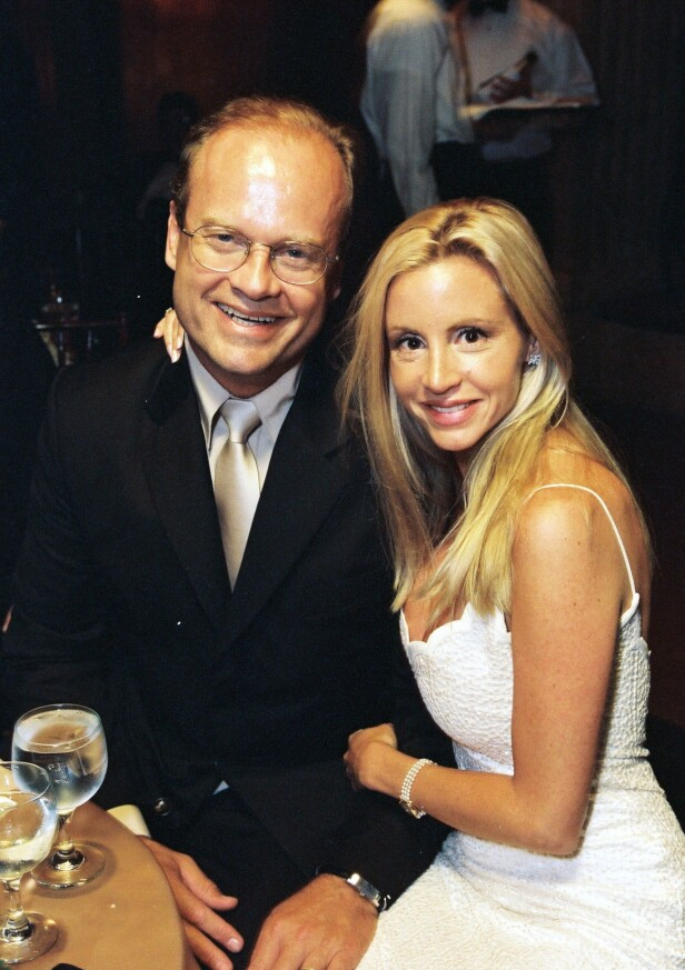 <strong>EKSEN:</strong> Grammer-paret var gift fra 1998 til 2011. Etterpå fulgte en årelang bitter skilsmissestrid. Foto: NTB Scanpix