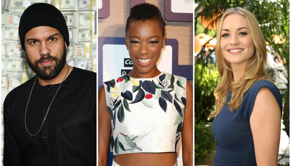 SUKSESSRIKE: HBO-serien «The Handmaid's Tale» har blitt en stor suksess. Slik er skuespillerne fra serien. Foto: NTB Scanpix