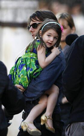 FLERE ÅR: Tom Cruise har angivelig ikke møtt datteren på flere år. Foto: NTB Scanpix