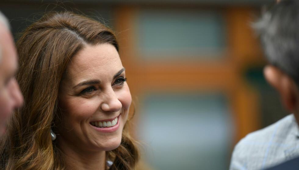 NATURLIG: Hertuginnen skal ifølge kongefamilien ha et helt naturlig utseende. Foto: NTB Scanpix