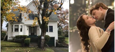Nå kan du bo i huset fra «Twilight»-filmene