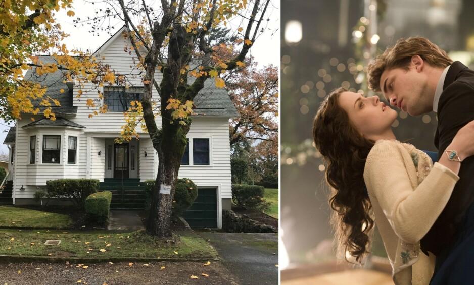 LEVE UT FANTASIEN: Nå kan alle «Twilight»-fans leve ut vampyr-fantasiene sine. Huset hvor Bella Swan bodde i filmene er nemlig til leie på Airbnb. Foto: Airbnb / NTB Scanpix