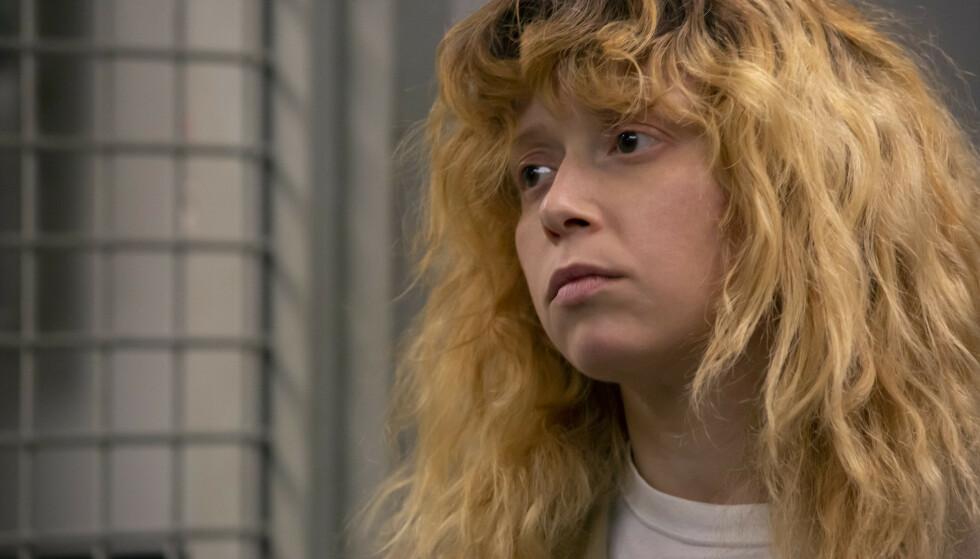 COMEBACK: Rollen som Nicky Nichols i «Orange is the New Black» ble Natasha Lyonnes store comeback etter tida med rusavhengighet og helseproblemer. Foto: JoJo Whilden / Netflix
