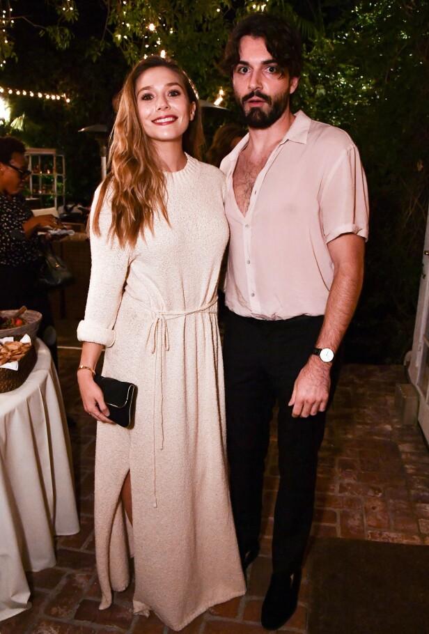 EMMY: Paret, som har datet siden 2016, offentliggjorde forholdet under en Emmy-fest i 2017. Foto: NTB Scanpix