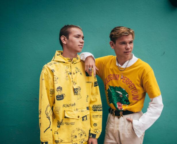 STORE SUMMER: Marcus og Martinus håver inn millioner, men har ikke tatt noe utbytte av pengene selv. Foto: Agri Soltan