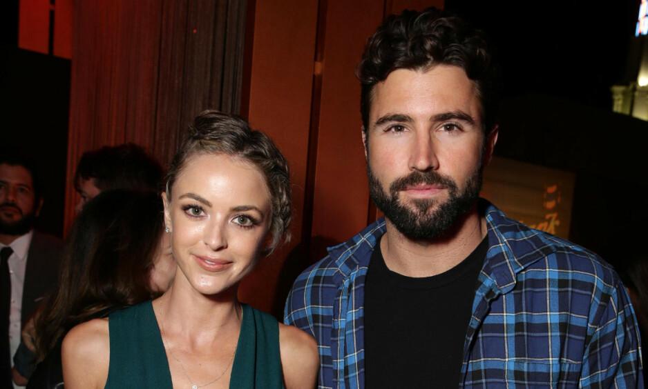 <strong>SKILT:</strong> Nylig kom nyheten om at Brody Jenner og Kaitlynn Carter hadde gått fra hverandre. Foto: NTB Scanpix