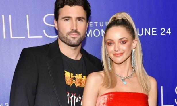<strong>SLUTT:</strong> Ekteskapet mellom Brody Jenner og Kaitlynn Carter er over. Foto: NTB Scanpix