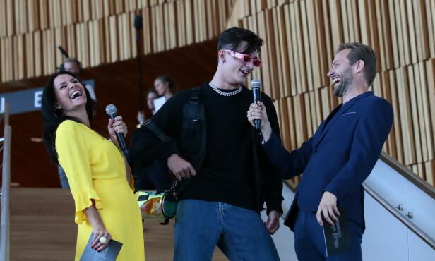 <strong>REALITYSTJERNE:</strong> Adrian Sellevoll er allerede godt kjent med reality-tv. Nå skal han konkurrere i dans. Foto: NTB Scanpix