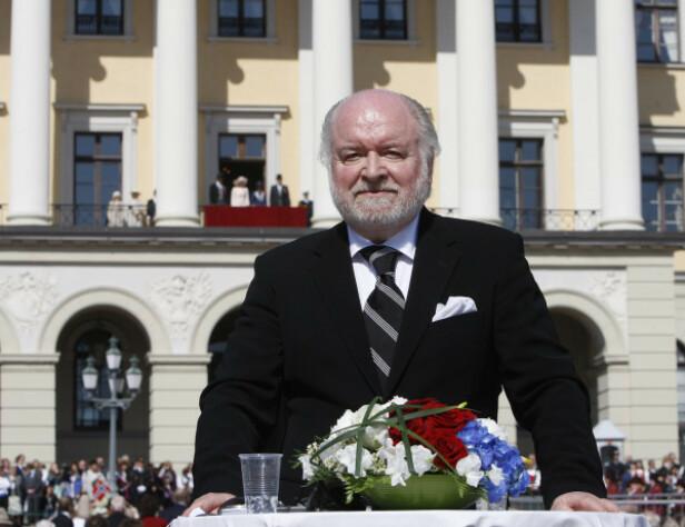 RESPEKTERT: Tidligere sjefsredaktør i Se og Hør, Odd Johan Nelvik, tror Kjell Arne totland var godt respektert av kongehuset. Foto: NTB Scanpix