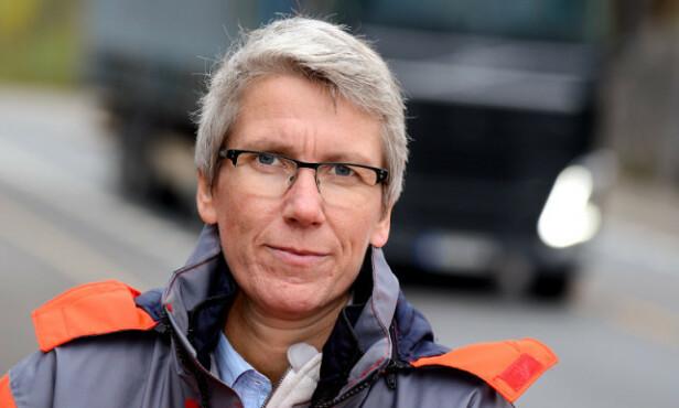 FORSTÅR: Trafikksikkerhetsdirektør i Vegdirektoratet, Guro Ranes, sier til Se og Hør at det er forståelig at folk er skeptiske. Foto: Knut Opeide