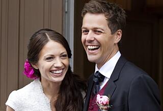 Knut Arild Hareide og kona har blitt foreldre