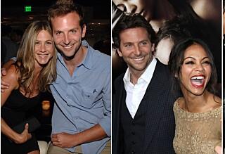 Dette er alle kvinnene Hollywood-stjernen har datet