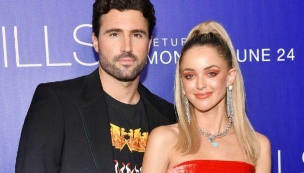 SLUTT: Ekteskapet mellom Brody Jenner og Kaitlynn Carter tok slutt i starten av august. Foto: NTB Scanpix