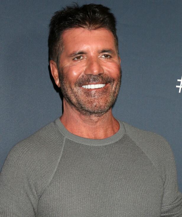 SJOKKERER: Flere av fansen påpeker at Simon Cowell ser annerledes ut, og mener det har skjedd noe med øynene hans. Foto: NTB Scanpix