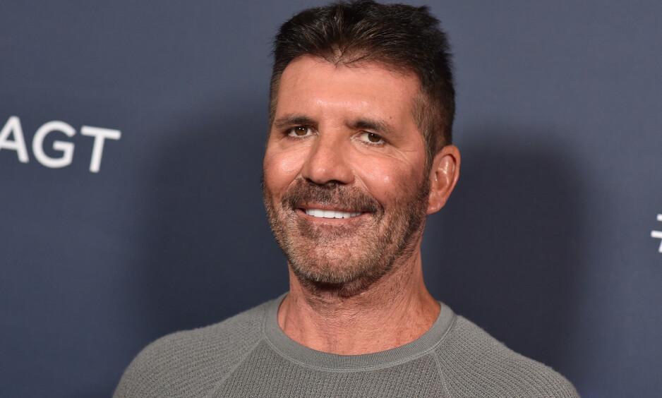 BEKYMREDE FANS: Fansen til kjendisdommeren Simon Cowell synes han har dratt det for langt i å endre på utseendet sitt. Foto: NTB Scanpix